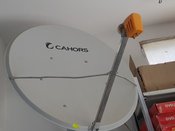 Antenne galvanise 1.05 cahors