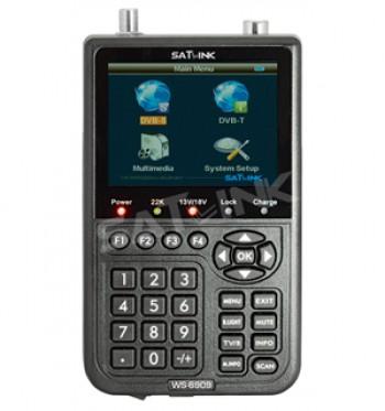 Satlink WS- 6909 DVB-S & DVB-T